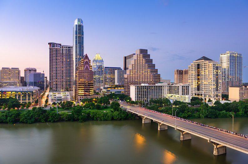 Austin, la capitale du Texas à découvrir avec ton Visa J-1 !