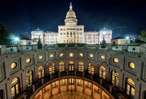 Capitole de l'Etat du Texas - Austin