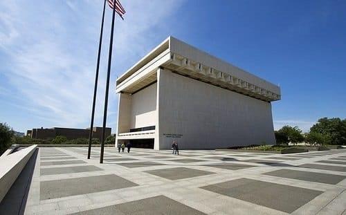 Musée et bibliothèque Lyndon Baines Johnson - Austin
