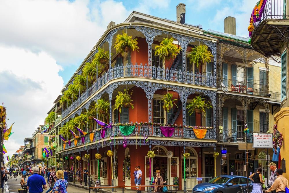 Partir à la Nouvelle-Orléans avec ton Visa J-1