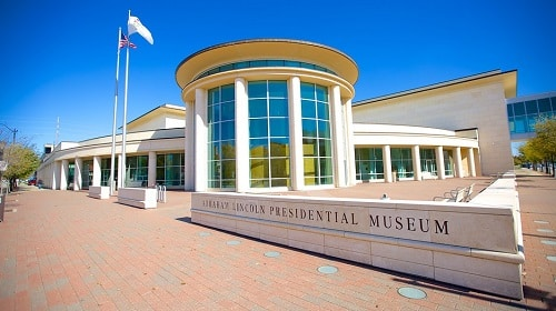 Abraham Lincoln Presidential Library and Museum - Springfield
