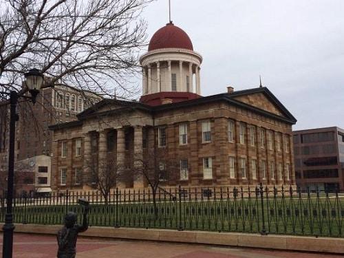 Ancien Capitol - Springfield