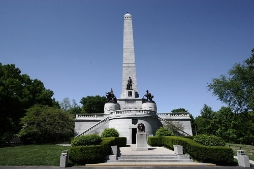 Tombe de Lincoln - Springfield