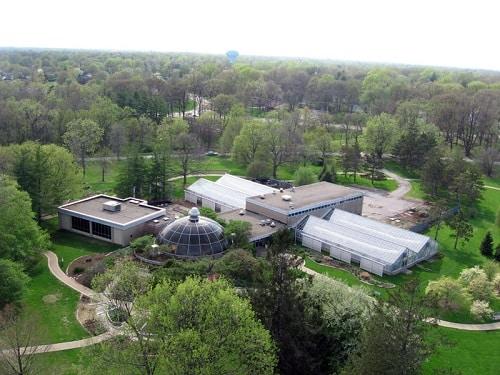 Washington Park Botanical Garden - Springfield