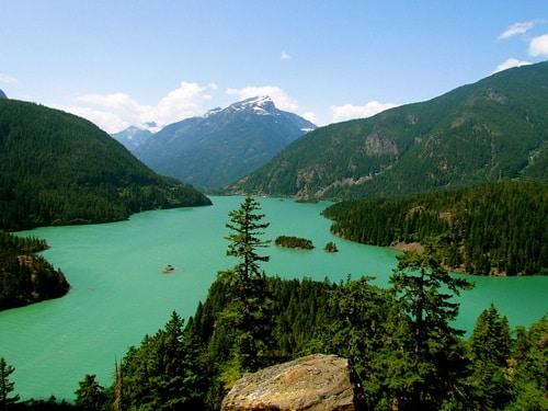 Parc national des North Cascades