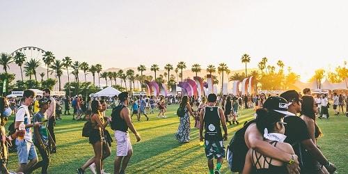 Une journée au festival Coachella avec ton visa J-1 !