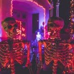 Halloween squelettes
