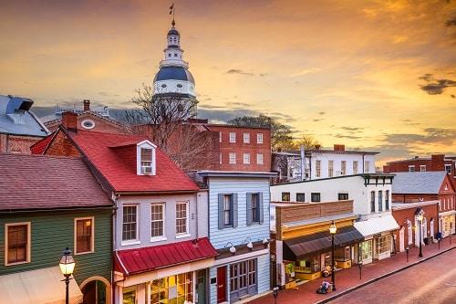 Centre historique Annapolis