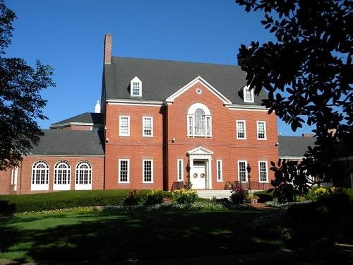 Maison du gouverneur Annapolis